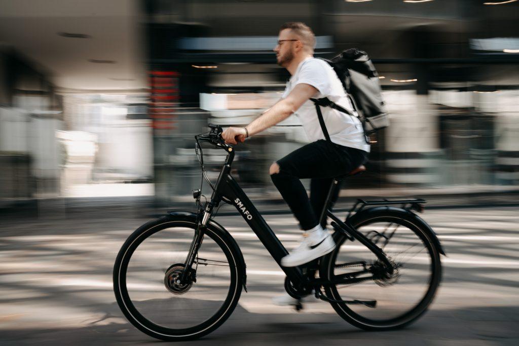 elektrische fiets op afbetaling